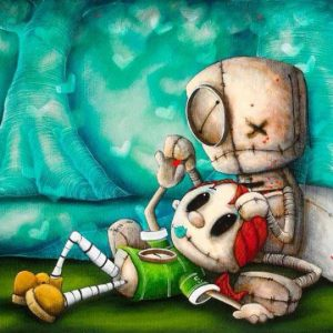 I just want to baby you: Fabio Napoleoni