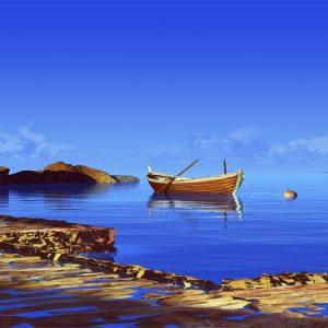 Blue Rain: Stephen Harlan